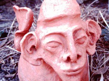 Terracotta boathead